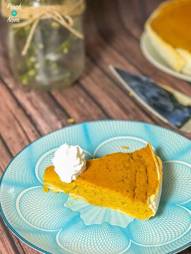 Low Syn Pumpkin Pie | Slimming World-7
