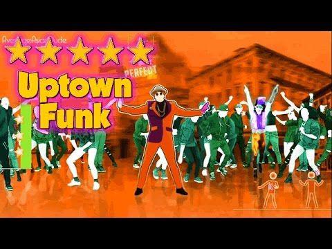 Just Dance 2016 - Uptown Funk - 5* Stars