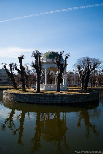 Kadriorg Park-Gardens, Tallinn, Estonia  ♡ #VisitEstonia #ColourfulEstonia