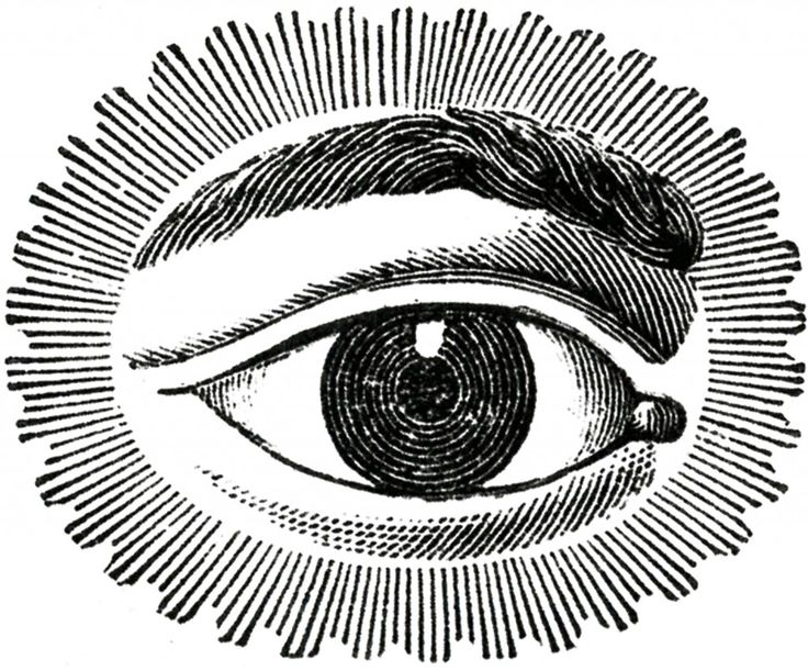 Free Public Domain Image Watching Eye Auf thegraphicsfairy.com http://www.pinterest.com/gmp1967/awesome-ephemera/