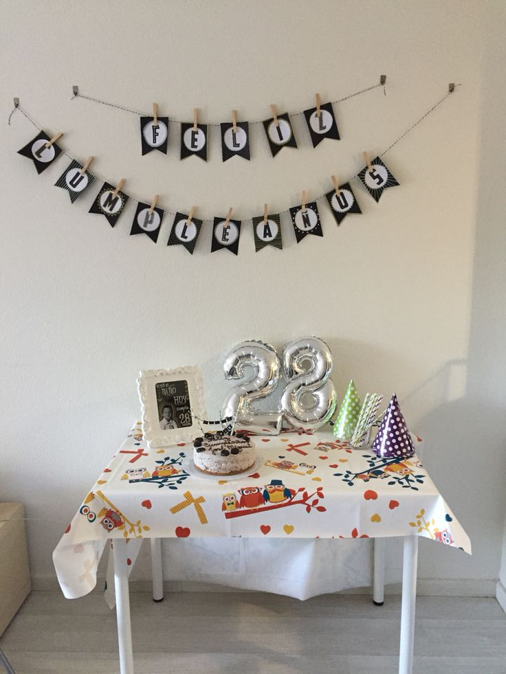 Best 25 cumplea os hombre decoracion ideas on pinterest - Fiestas de cumpleanos decoracion ...