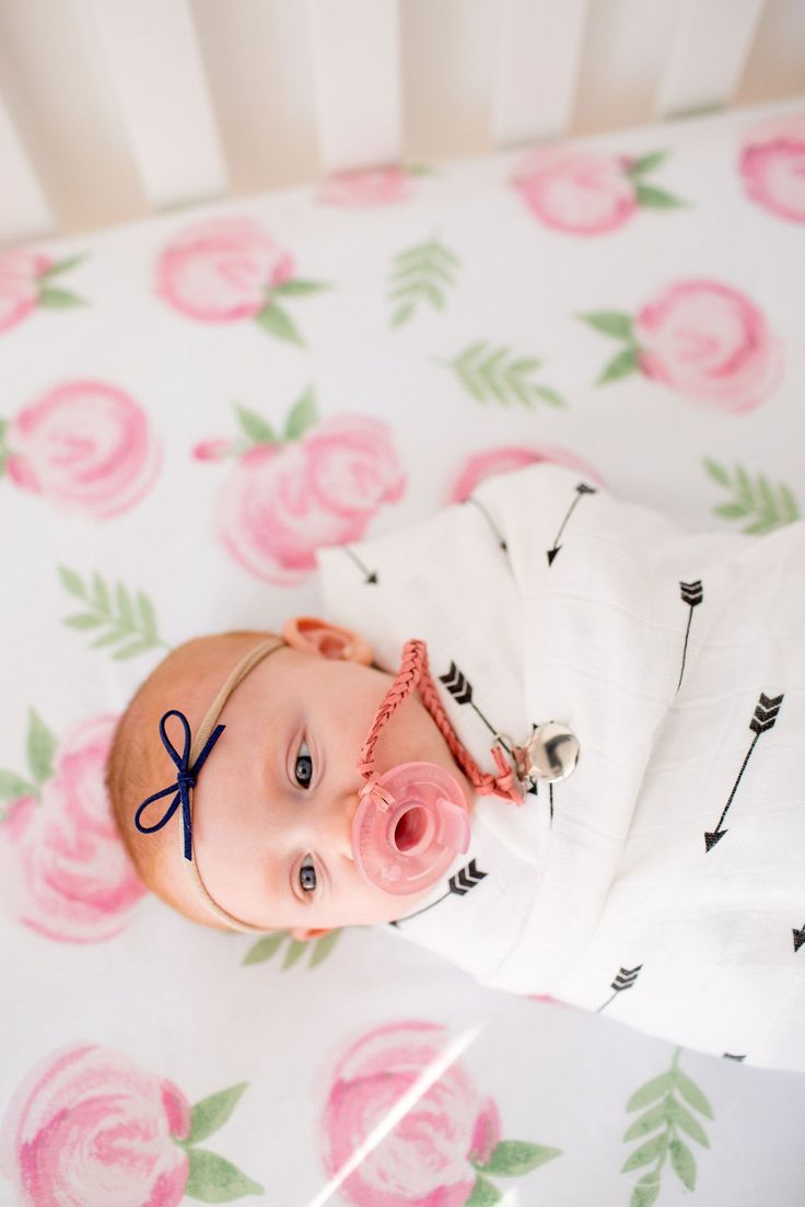 Best crib sheets for baby with eczema - Cotton Fitted Crib Sheet Grace