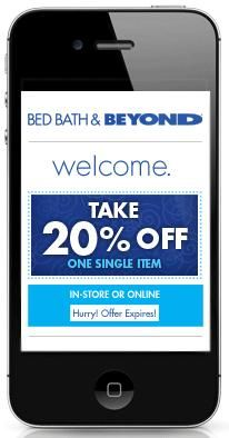 Bedbathandbeyond coupon code