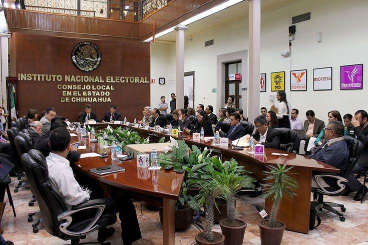 INE declara improcedentes medidas cautelares en contra de la difusión de un video del gobierno del estado de Chihuahua   El Puntero
