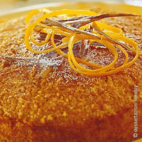 A.C.E. Torta di carota, arancia e limone
