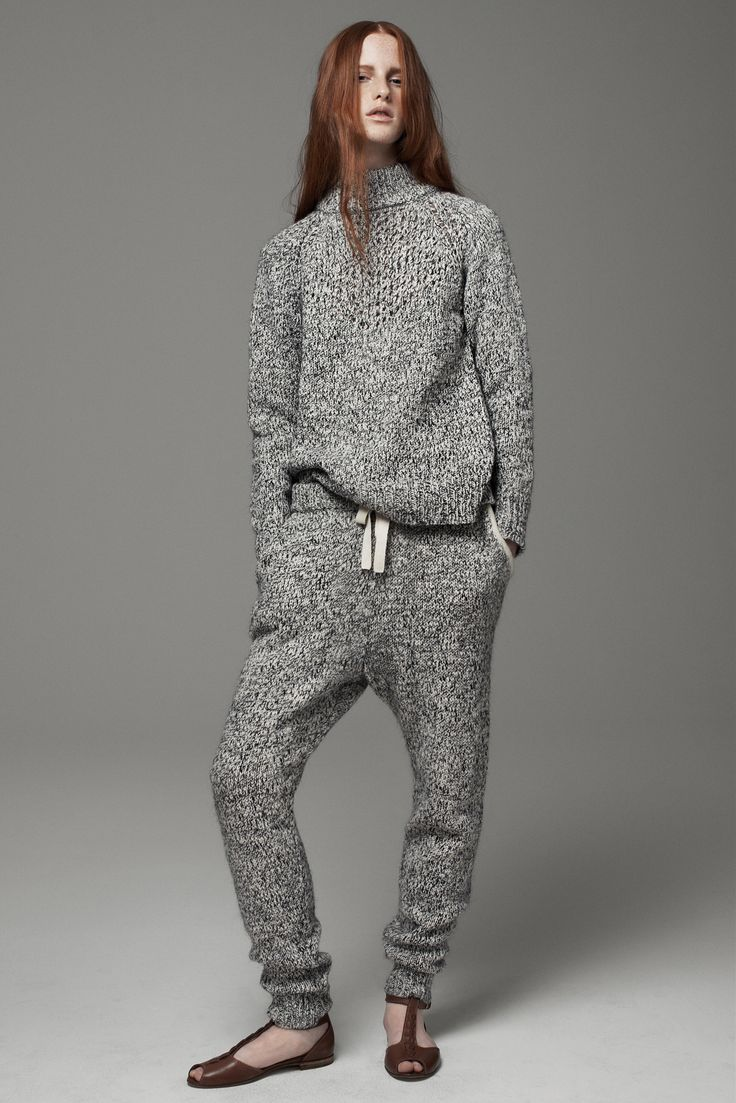 stylish sweats, thakoon addition