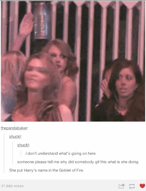 This GIF of T.Swift. | 19 Things That You'll Never See The Same Way Again