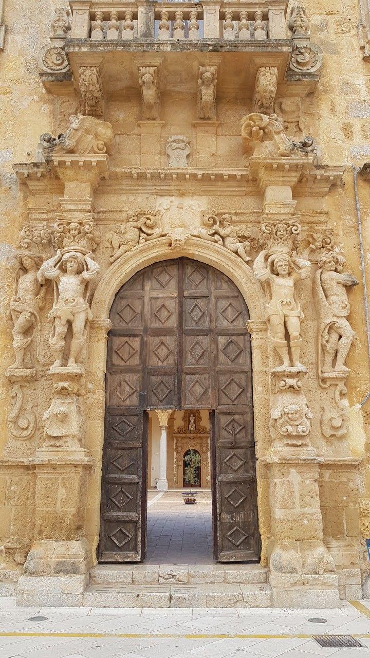 Mazara Del Vallo Barocco Siciliano Sicilia Barocco Architettura