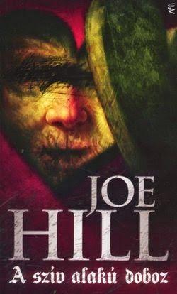 Joe Hill – A szív alakú doboz; 2017