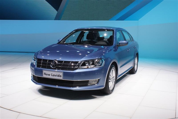 2013 Volkswagen Lavida Pictures, Prices and Specification
