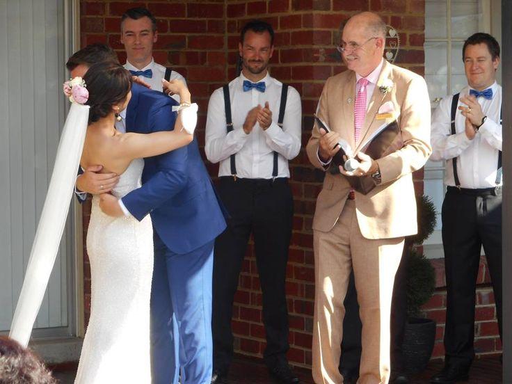 Ceremony embrace
