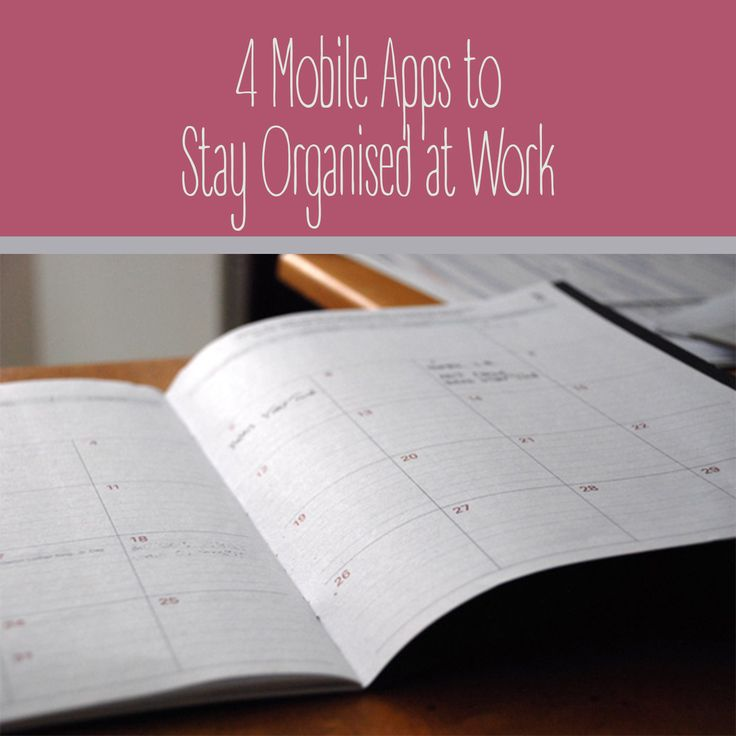 4 Mobile Apps to Stay Organised at Work  | Varró Joanna Design | Graphic Design Tips | Designer | Freelancer | Inspiration | Graphic Design | Graphic Designer
