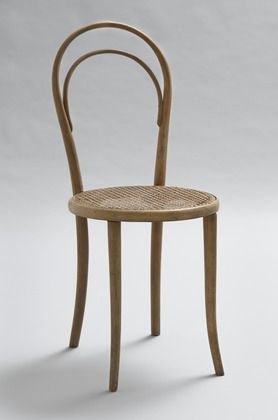 Chair No. 14 by Michael Thonet (1855)