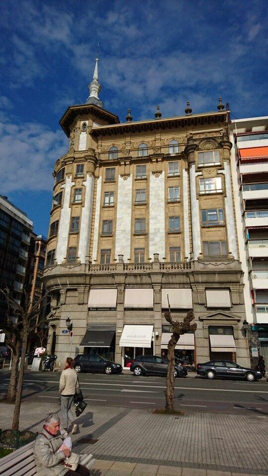 Visite de Donostia / San Sebastián/País Vasco