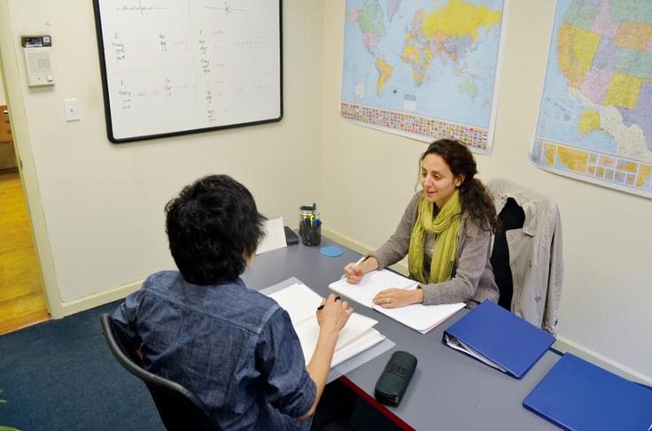 先生のきめ細かい指導で英語も早く上達できます。Be Fluent NYCの詳しい情報はこちらから! http://www.ilisny.com/befluent