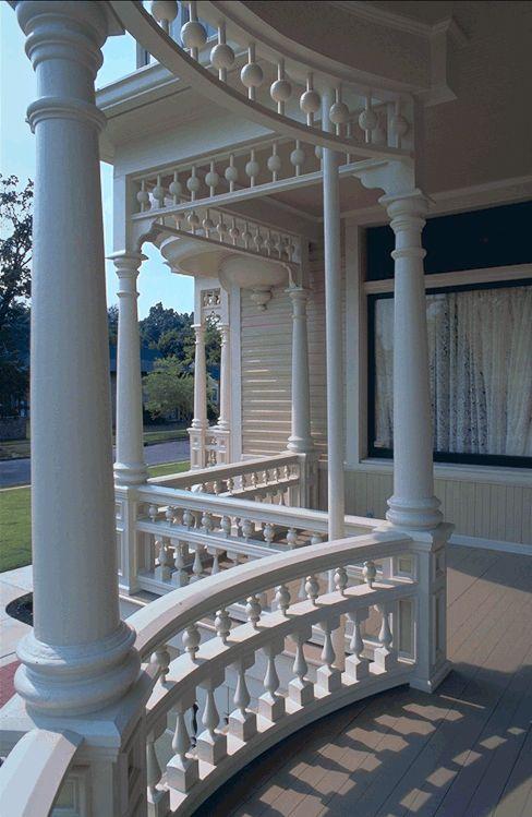 17 Best Ideas About Victorian Porch On Pinterest