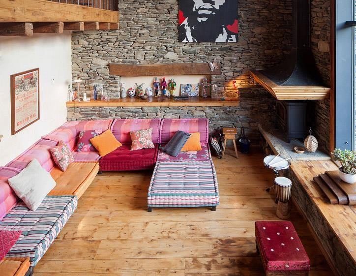 Um espaço perfeito para todos relaxarem!