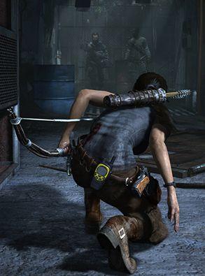 Tomb Raider                                                                                                                                                                                 More