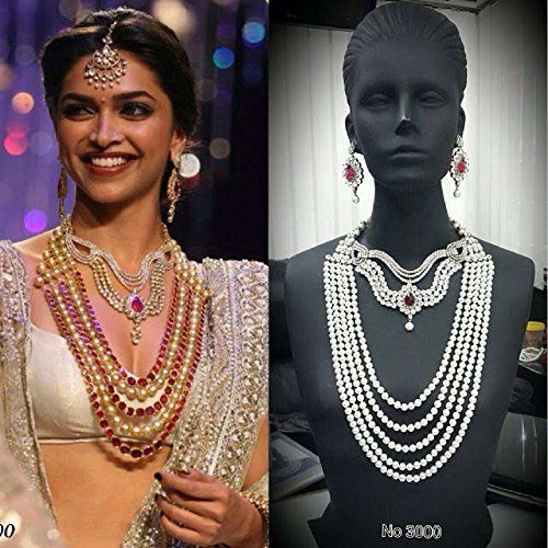 Amazing Indian Bollywood Style Gold Plated White Pearls 5... https://www.amazon.ca/dp/B01MCQEFAS/ref=cm_sw_r_pi_dp_x_TNWJybWRJ7753