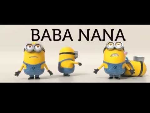 ▶ Minions - Banana Song(歌詞篇) - YouTube