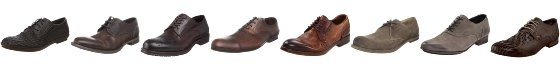 Area Forte Men's 5880 Lace Up Shoe.  List Price: $192.47 - $197.97