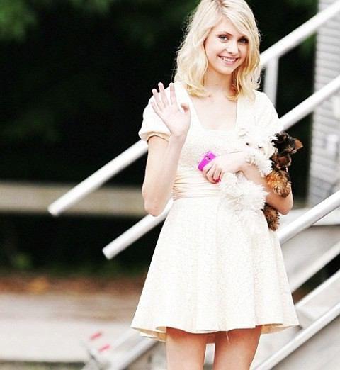 Taylor Momsen as Lila Grace