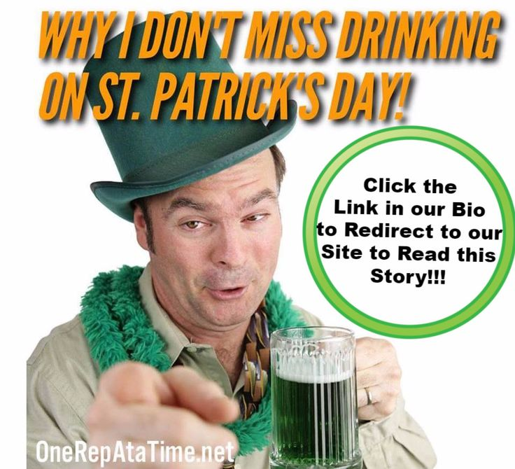 """It's St. Patty's Day and you bet your ass I'm going to be falling asleep sober instead of passing out! That was NOT the case for over a decade...and reflecting on the last time I drank on this """"holiday"""" only made me that much more appreciative of my sobriety. Want to read the story of my last time drinking on this date? Click the link in our bio to redirect to our site to read our latest blog post. SPOILER ALERT: I end up in a dumpster somehow. - """"Fitness Through a Recovery Mindset"""" means I…"""
