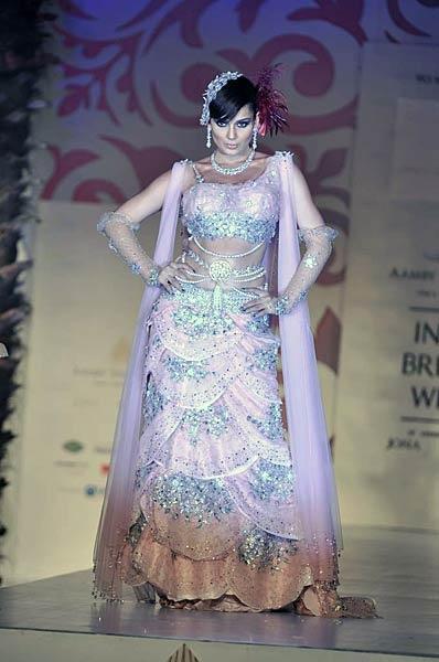 Celebs at Aamby Valley Indian #Bridal Week - Anjalee and Arjun Kapoor