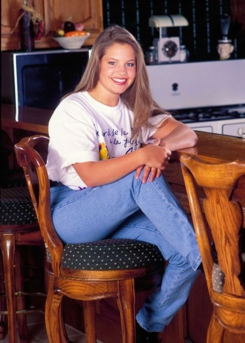 Love of Full House - Candace Cameron-Bure