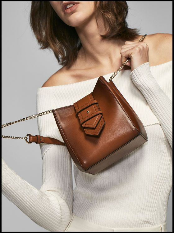 Elegant Women's Bags & Wallets | Massimo Dutti