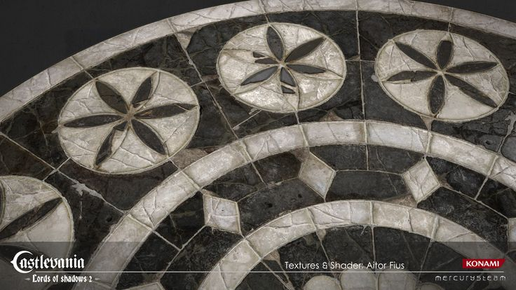 ArtStation - Circular Arena, Aitor Fius