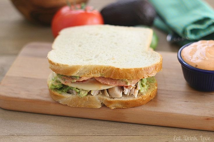 Southwestern Chicken Sandwich and a $100 Visa gift card giveaway from Kettle Chips!