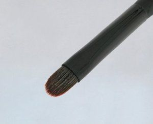 Professional Concealer Brush by Hollywood Brushes. $4.99. Provides a Flawless Finish. High Quality Concealer Brush. Provides an Easy Application. The thick synthetic fibers of this brush make it possible to reach and cover any imperfections on the face. The bristles hold the perfect amount of concealer without becoming saturated, ensuring that excess concealer does not end up on the skin.  Use It For: The Perfection Concealer Brush makes putting on concealer a breeze. The shape...