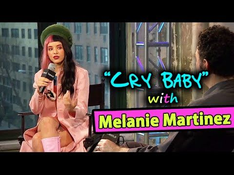 "MELANIE MARTINEZ Interview about ""CRY BABY"", her New Album & Upcoming Tour 2016 