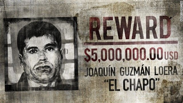 The legend of 'El Chapo': Cartel chief cultivated Robin Hood image