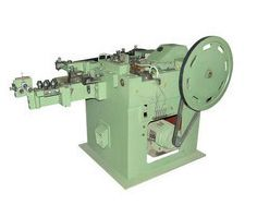 Our New Develop High Speed Low Noise Automatic Nail Making Machine adopts plunger and oil pipe lubricating structure so as to ensure the features such as high speed, low noise and less impact. Especially, it can make the high quality of nails and other special nails with certain accessories. The assortment of our products is complete. We will supply various machine parts and necessary fine auxiliaries for you.