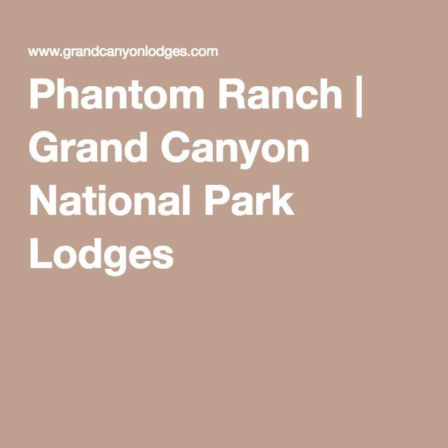 Phantom Ranch | Grand Canyon National Park Lodges