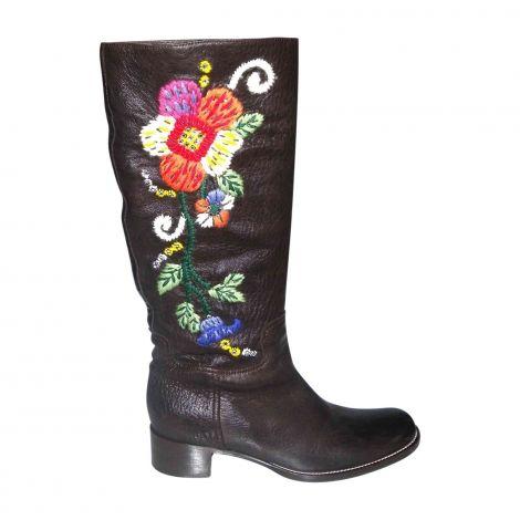 MIU MIU Bottes cavalières http://www.videdressing.com/bottes-cavalieres/miu-miu/p-5426519.html?&utm_medium=social_network&utm_campaign=FR_femme_chaussures_bottes_5426519