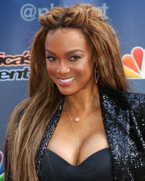 "Tyra Banks Got Talent: NBC's ""America's Got Talent"" Judge Cut Rounds"