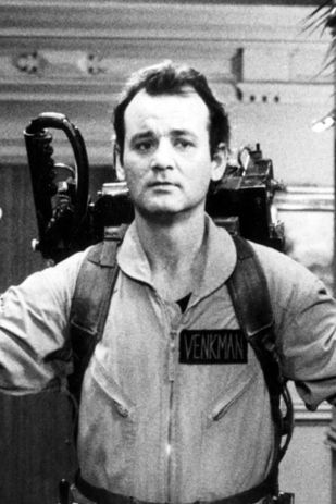 "Bill Murray's role was originally written for John Belushi, but he died while the script was being written. | 24 Fun Facts About The Movie ""Ghostbusters"""