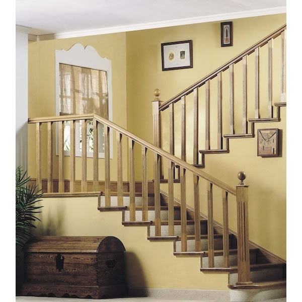 Escalera de madera modelo 30 escaleras de madera - Escaleras de madera adorno ...