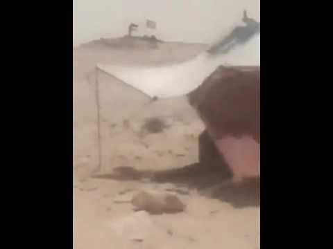 El Confidencial Saharaui: VÍDEO   Vehículos del ejército marroquí se averían...