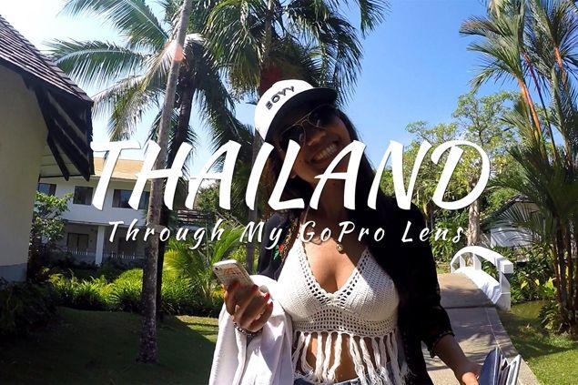 Thailand Through My GoPro Lens