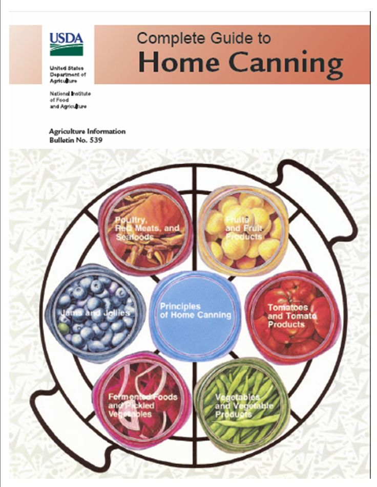 Complete Guide To Home Canning