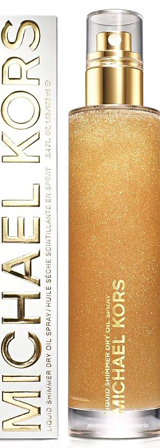 Michael Kors Body Liquid Shimmer...date night!   The House of Beccaria~