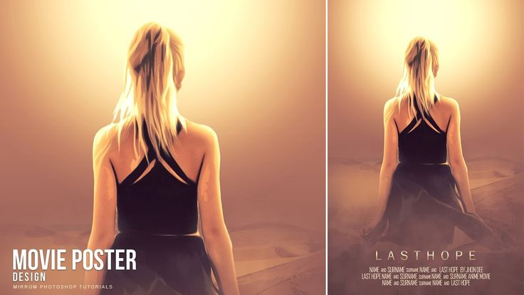 Today's Photoshop tutorial I will show you how to create an anime movie poster art  in Photoshop.