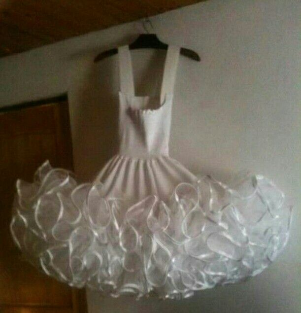 I love this petticoat