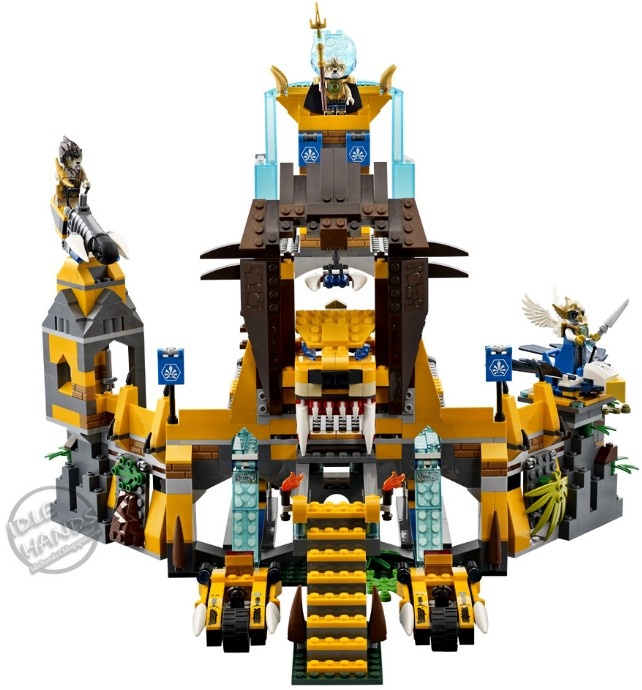 Lego Chima - of course, I don't mind buying you another $50 Lego set even though I just bought you one a couple of weeks ago.....they have me right where they want me and it's not even Christmas :(