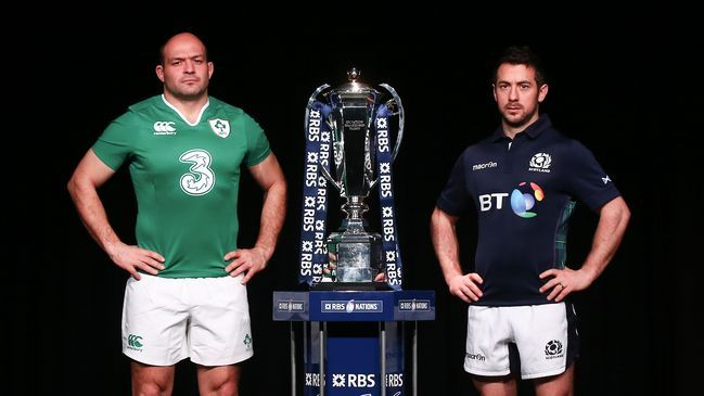 Rugby 6 Nations Scotland Vs Ireland Live Streaming Scovire 2019 February 9th