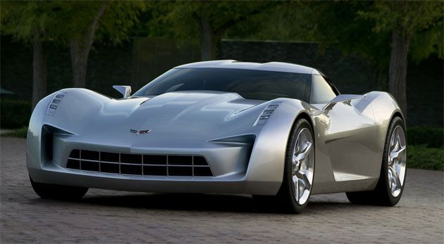 REPORT: Corvette C7 Coming in 2012 as a 2013 model (Great concept, awesome reality if they offer it for sale! I love the corvettes and this is a sweet new design!)